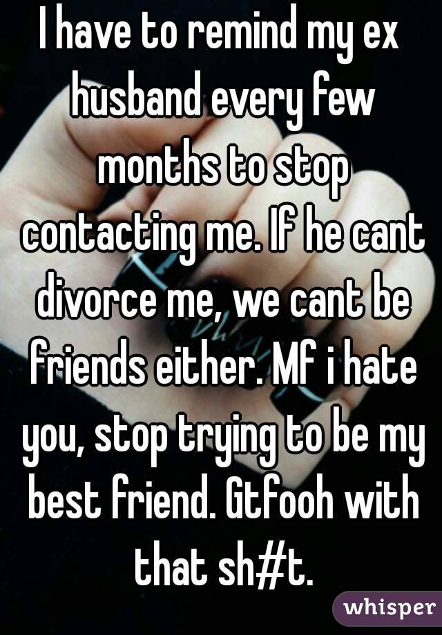 How Can I Stop My Husband From Divorcing Me