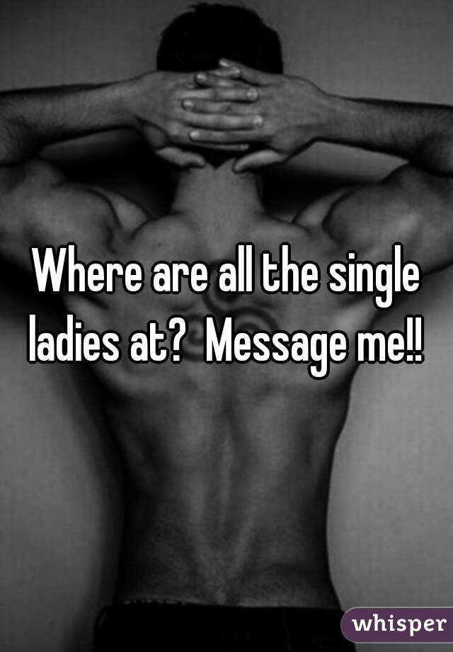 Where to find single ladies
