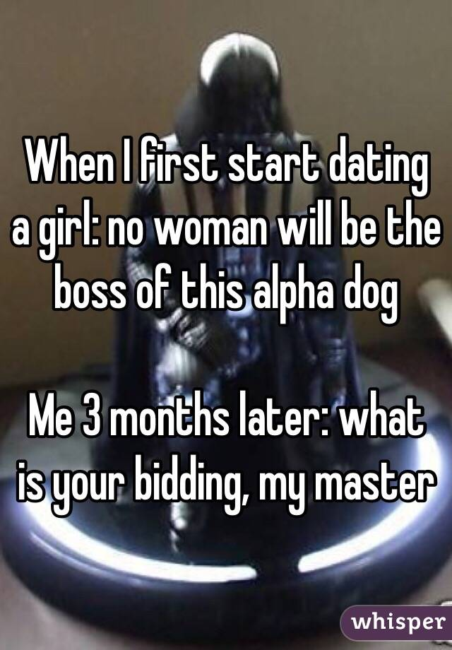 How To Start Dating A Woman
