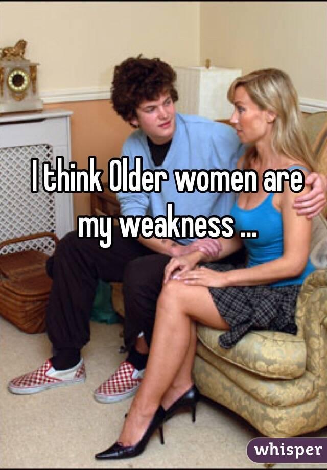 Olderwomen fun