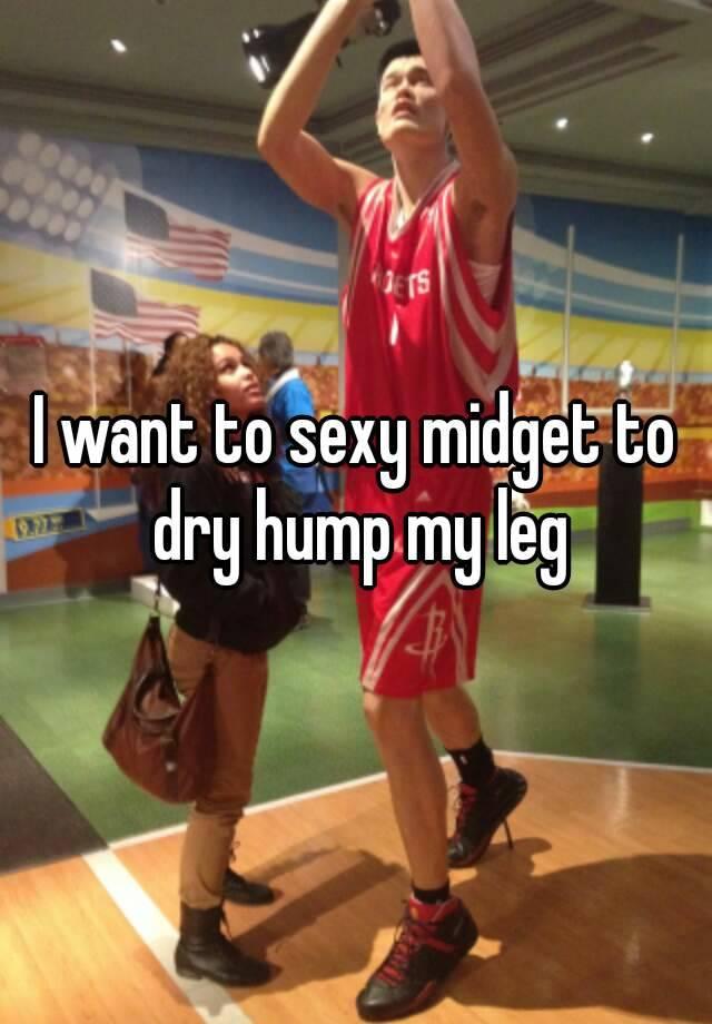 Sexy dry hump