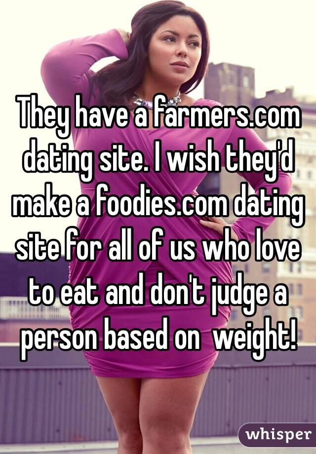 Dating sites by weight