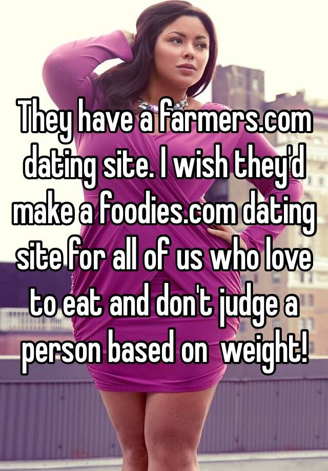 Farmers dating site