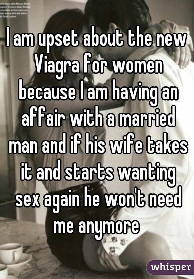 What would happen if a woman take viagra