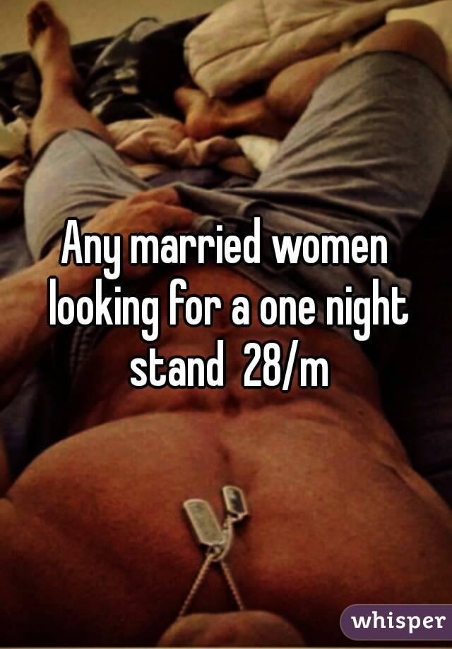 women seeking one night stand