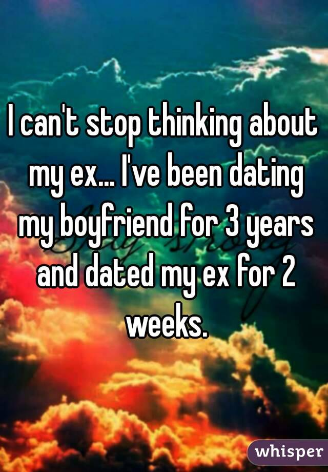 Dating your ex after 2 years