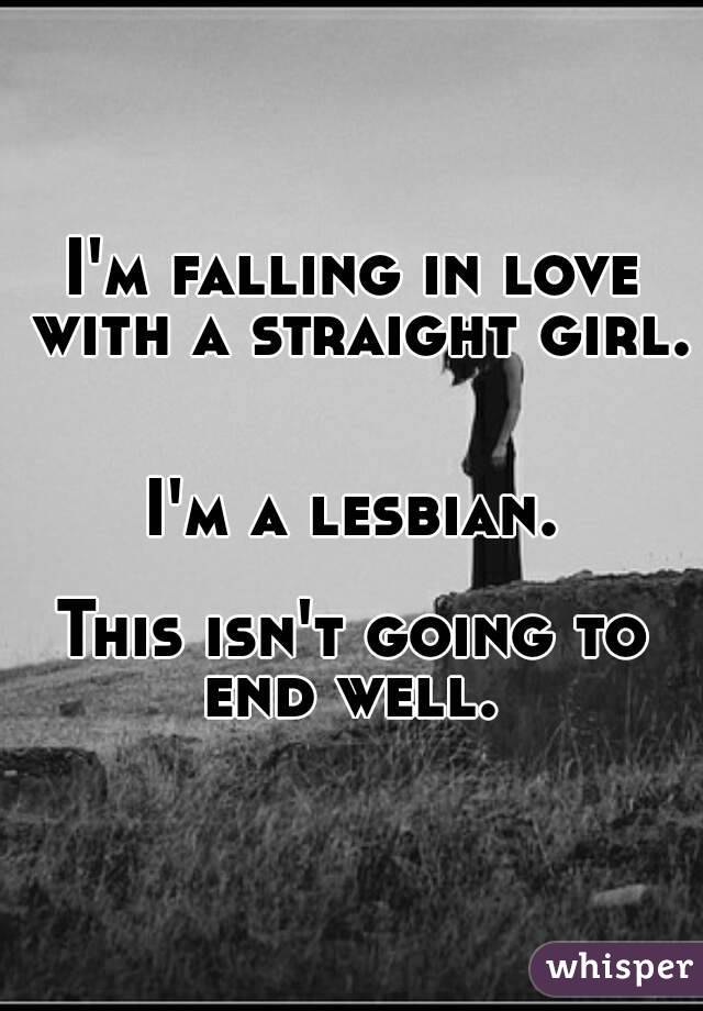Falling In Love With A Lesbian