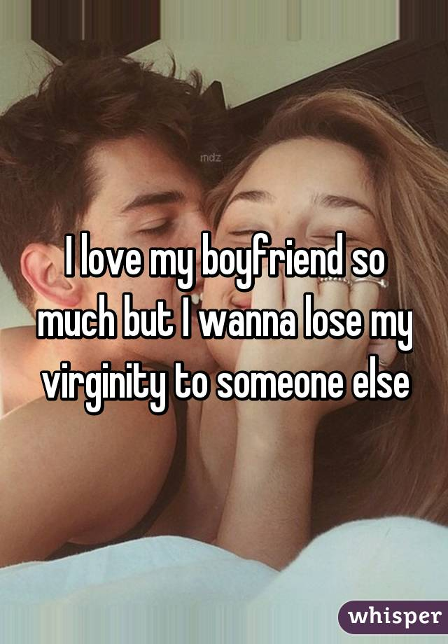 Happens. can i wanna lose my virginity