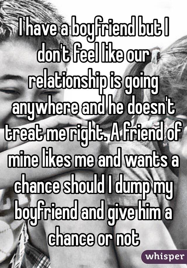 Doesn t feel like a relationship