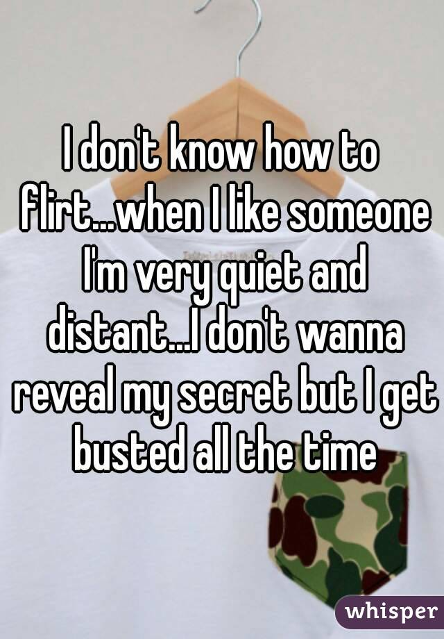 T To Don How Flirt Know I unexcelled