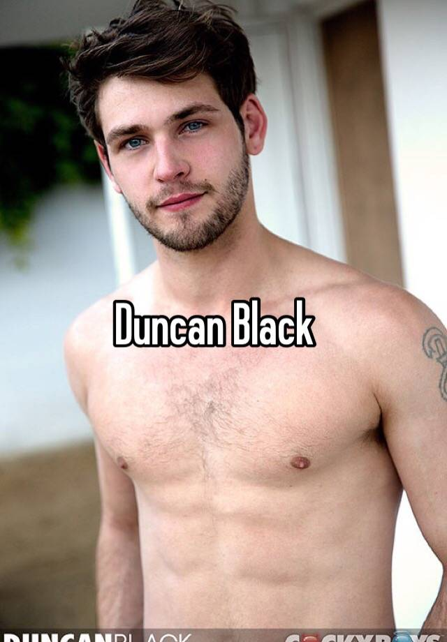 Gay duncan black