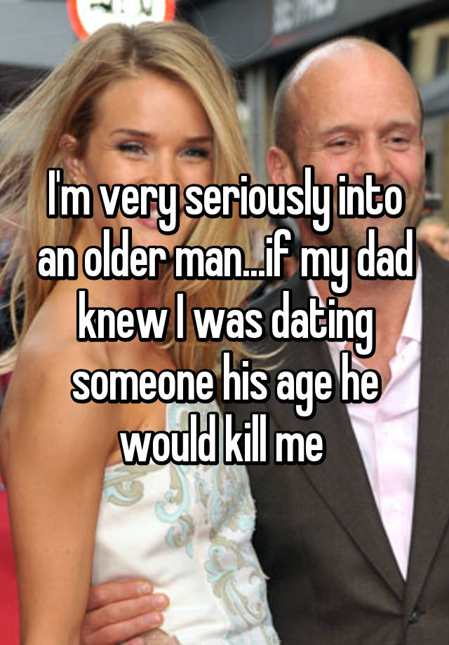 Older guy dating younger girl meme