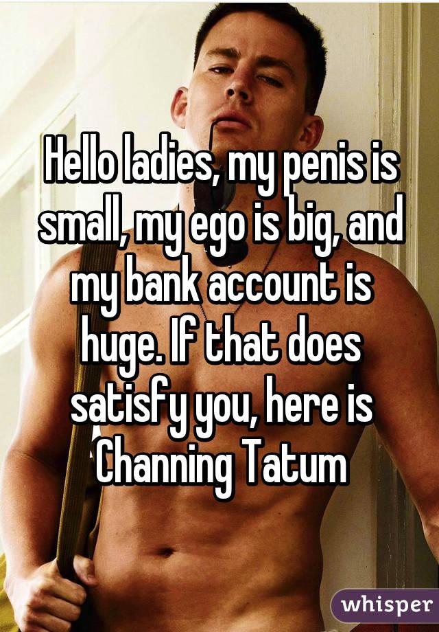 My Penis Is Huge