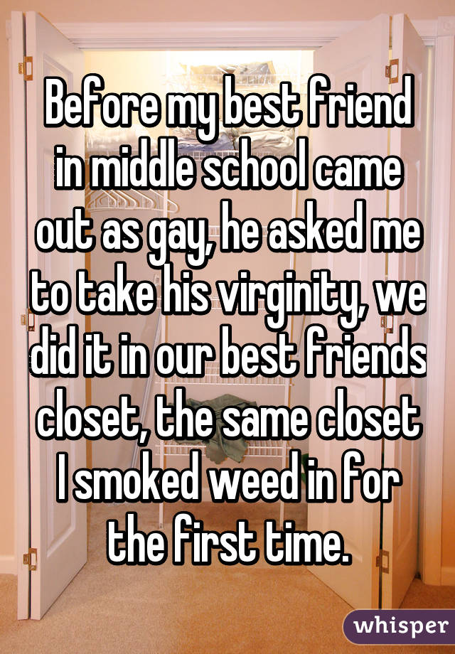 Gay Friends First Time
