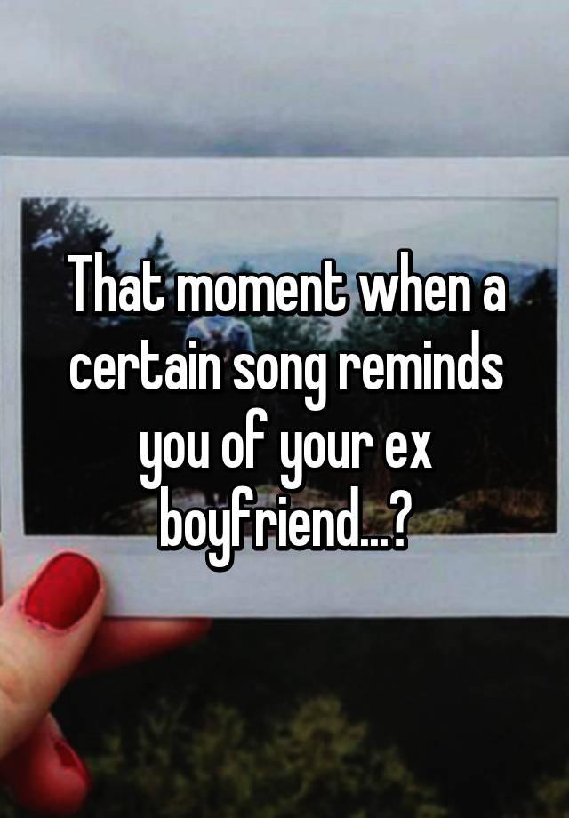 best song for boyfriend