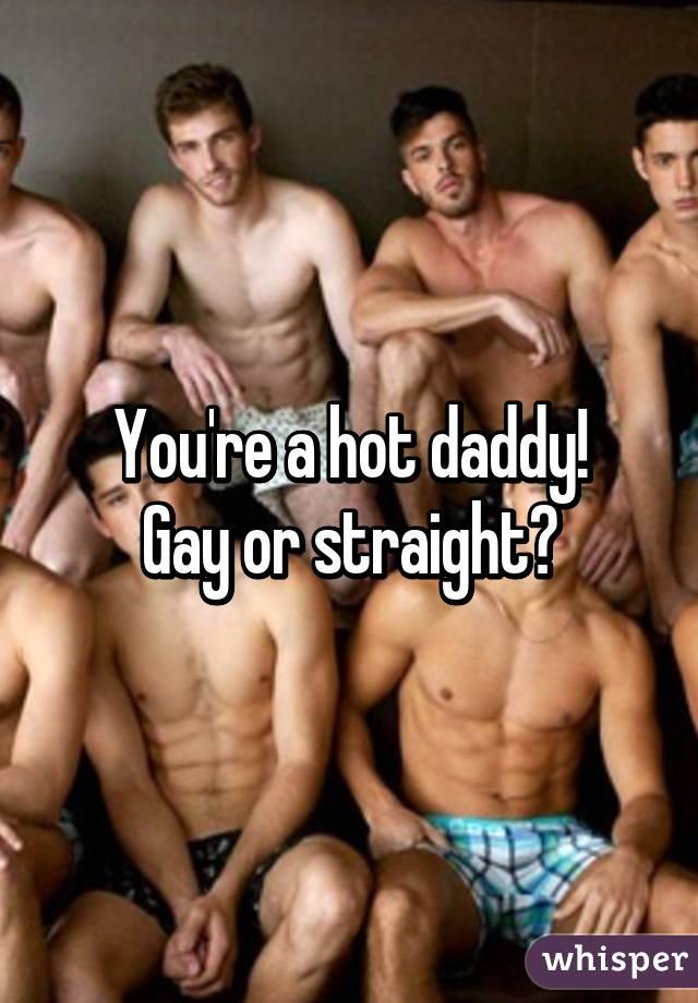 Hot daddy photo