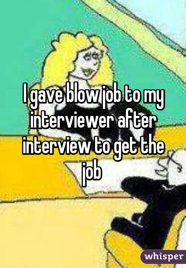 Blowjobs And Blowpops