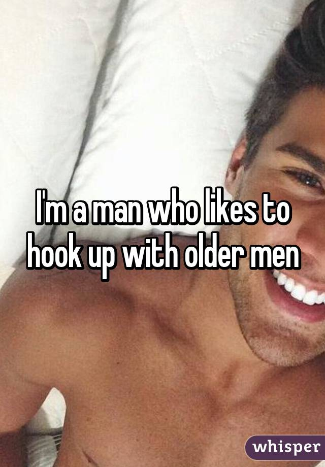 Best things about hookup an older man