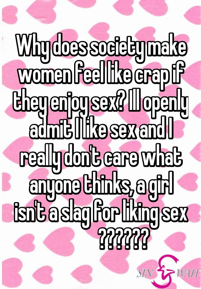 What does sex for women feel like