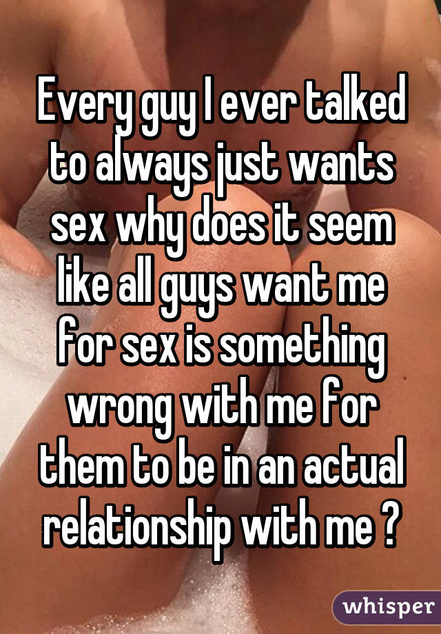 Pictures of guys that want sex