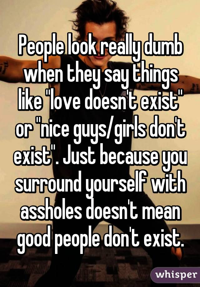 what guys really mean when they say things