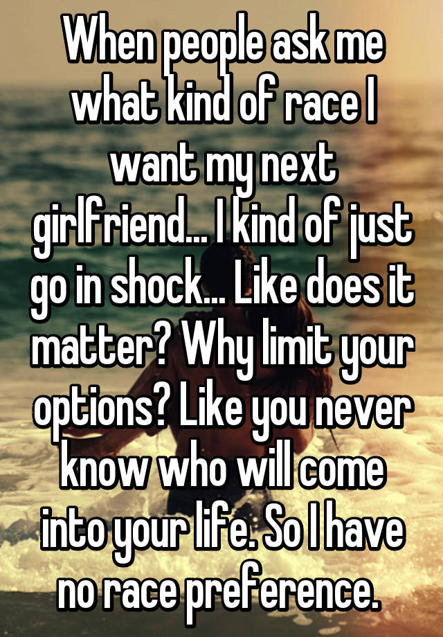 who will my next girlfriend be