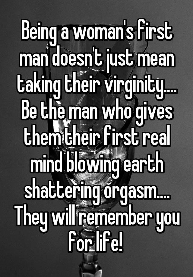 Mind shattering orgasm