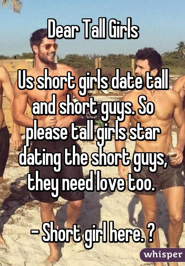 Dating short guys gay