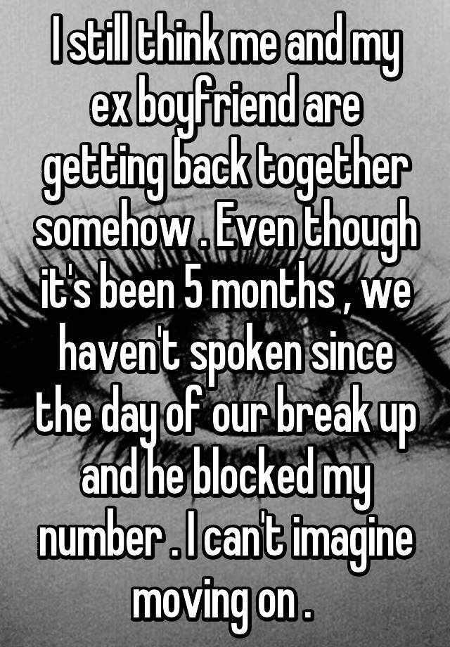 how to get back together with someone