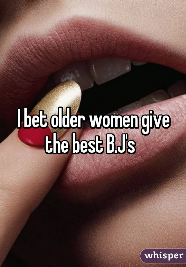 Best way to give a bj