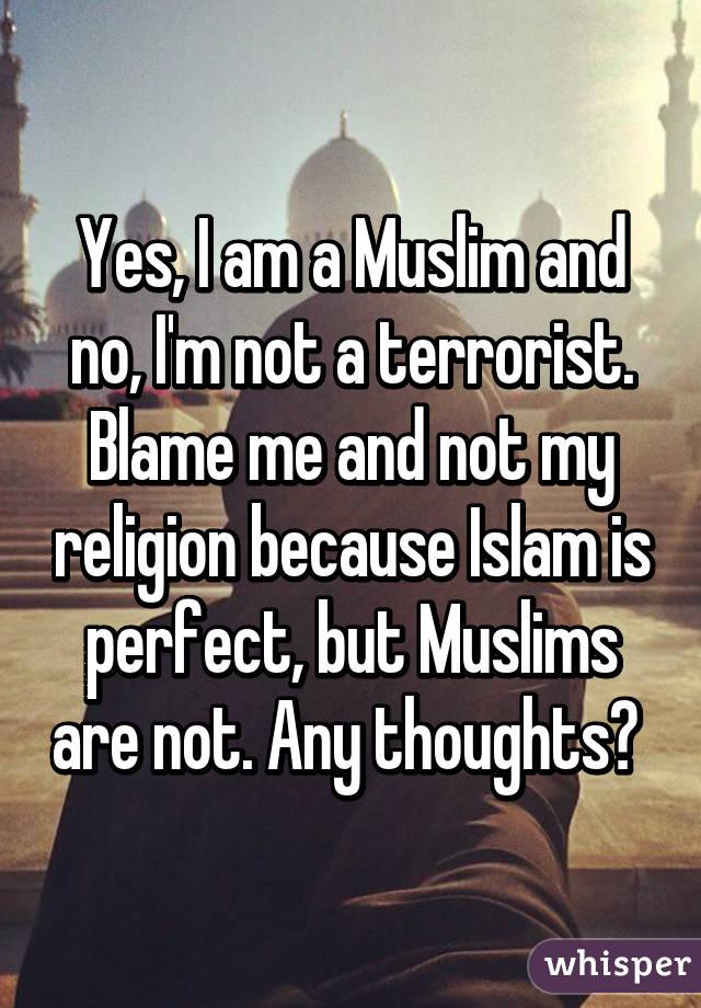 Perfect day terrorist