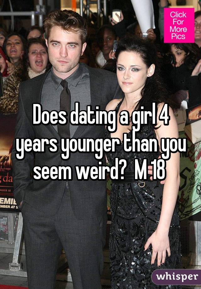 dating a guy 9 years younger