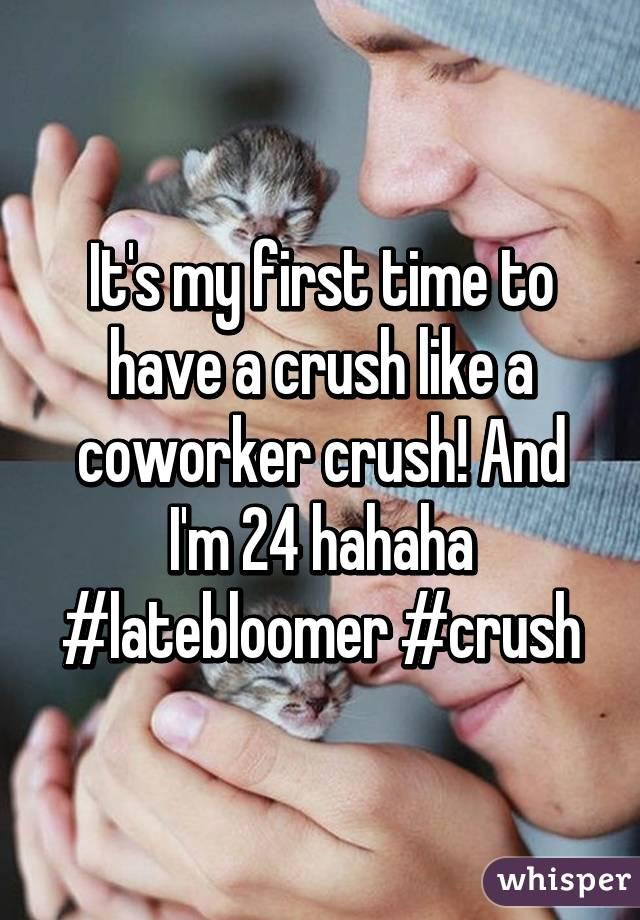 Crush coworker