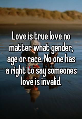 true love has no age