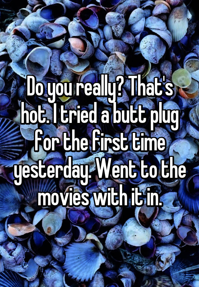 Movies butt plug Sort by