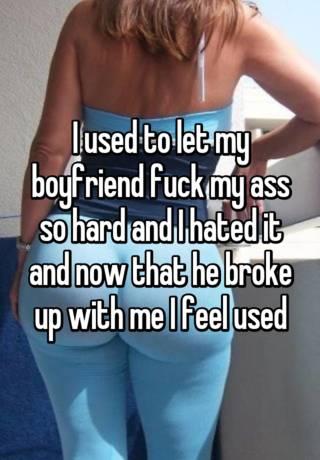 Boyfriend Explodes My Ass