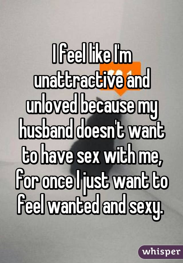 Dont like sex with husband