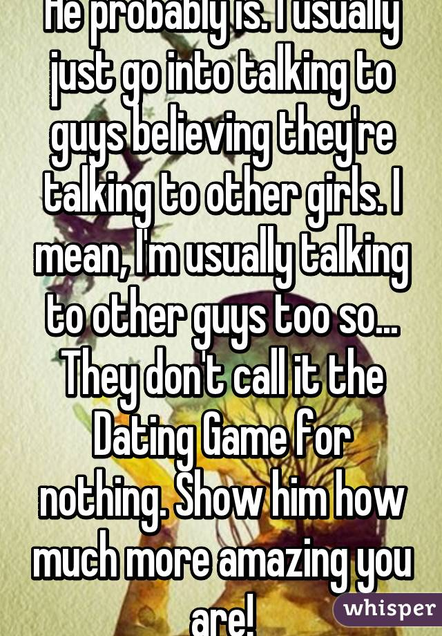 when guys don t call