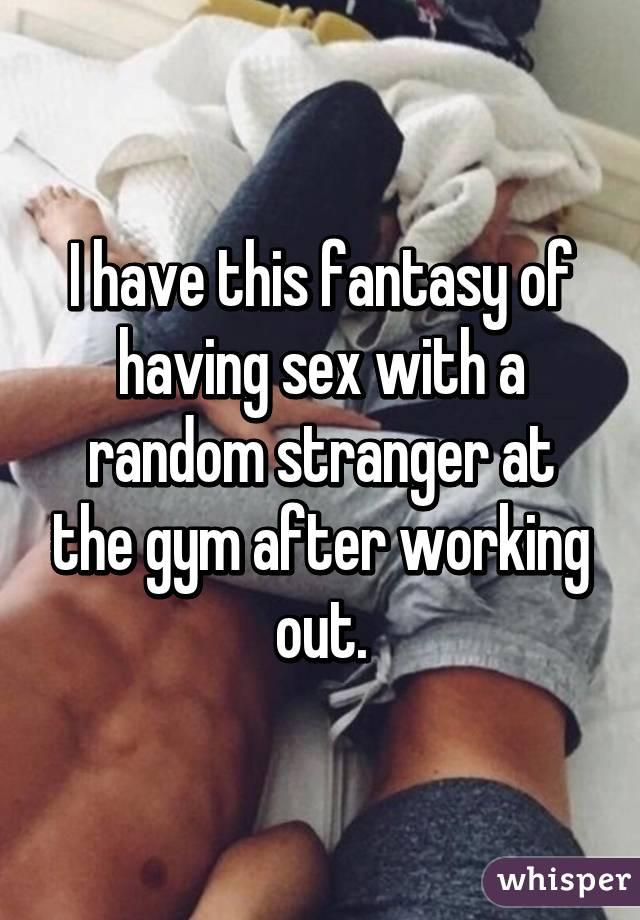 posting sex fantasy