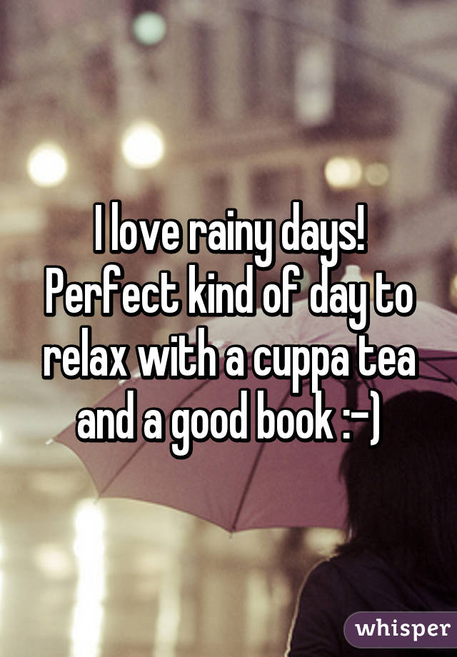 ... Relaxing Rainy Day Quotes ...