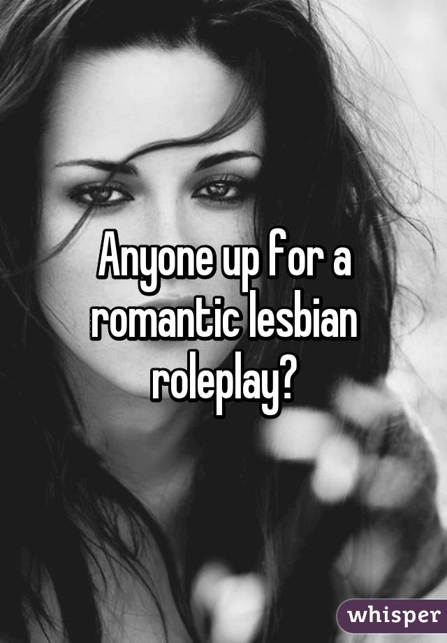 Lesbians roleplaying