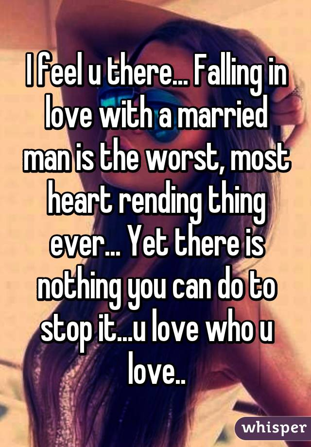 man married a Falling in with love