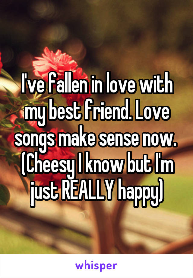 Best cheesy love songs