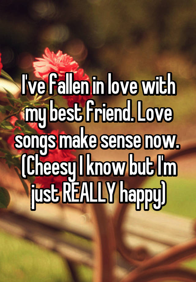 I miss you best friend songs