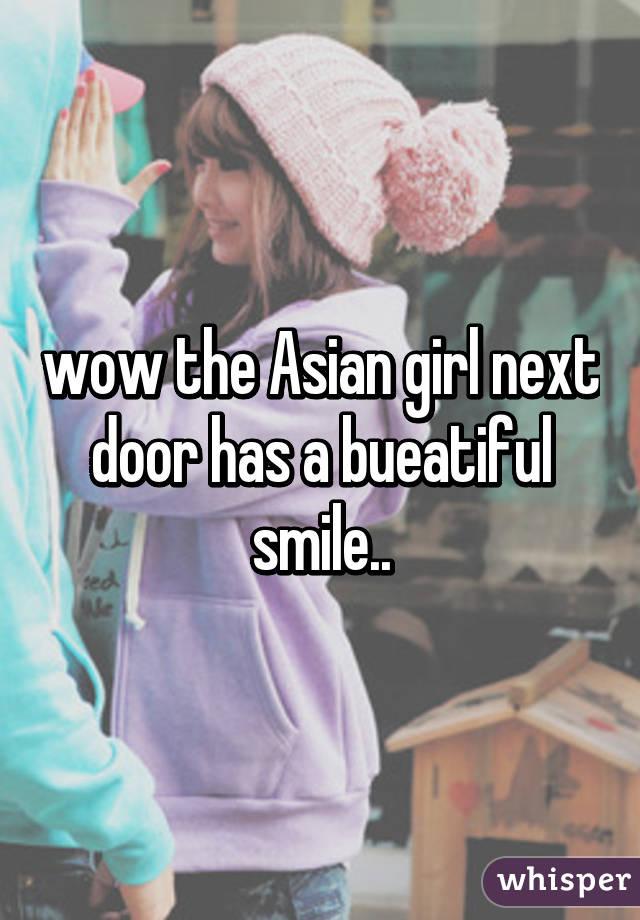 Think, that asian girl next interesting phrase