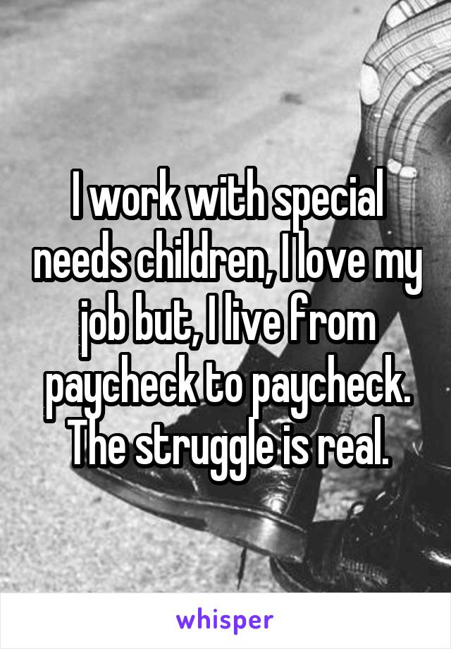 18 Eye-Opening Secrets From Caretakers Of Special Needs Children