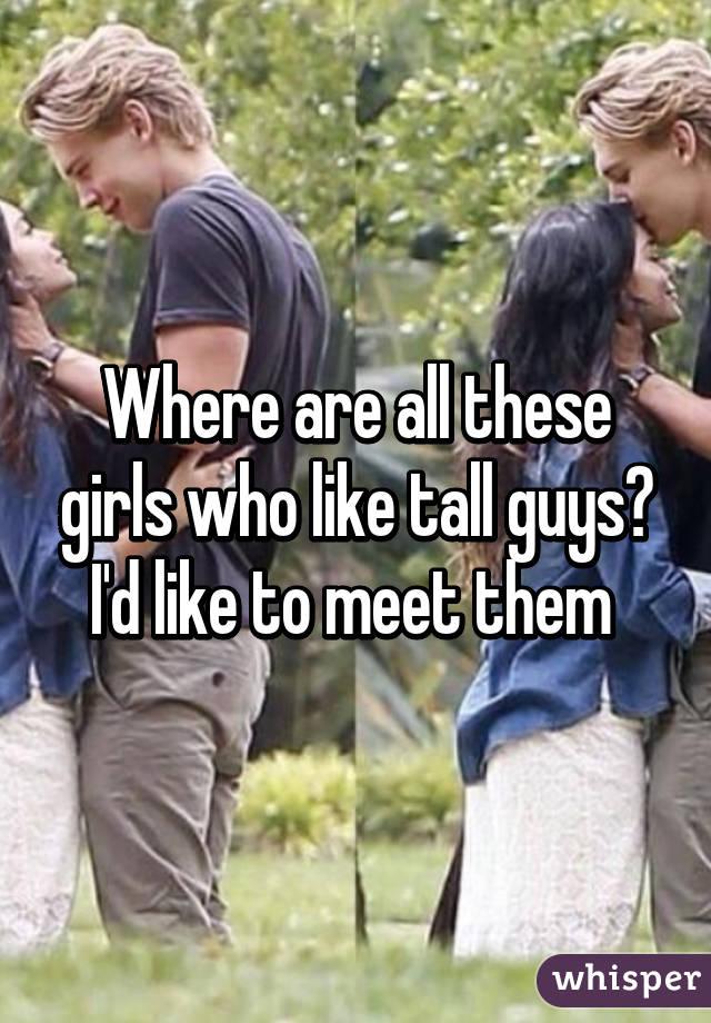 Tall guys meet Top 9