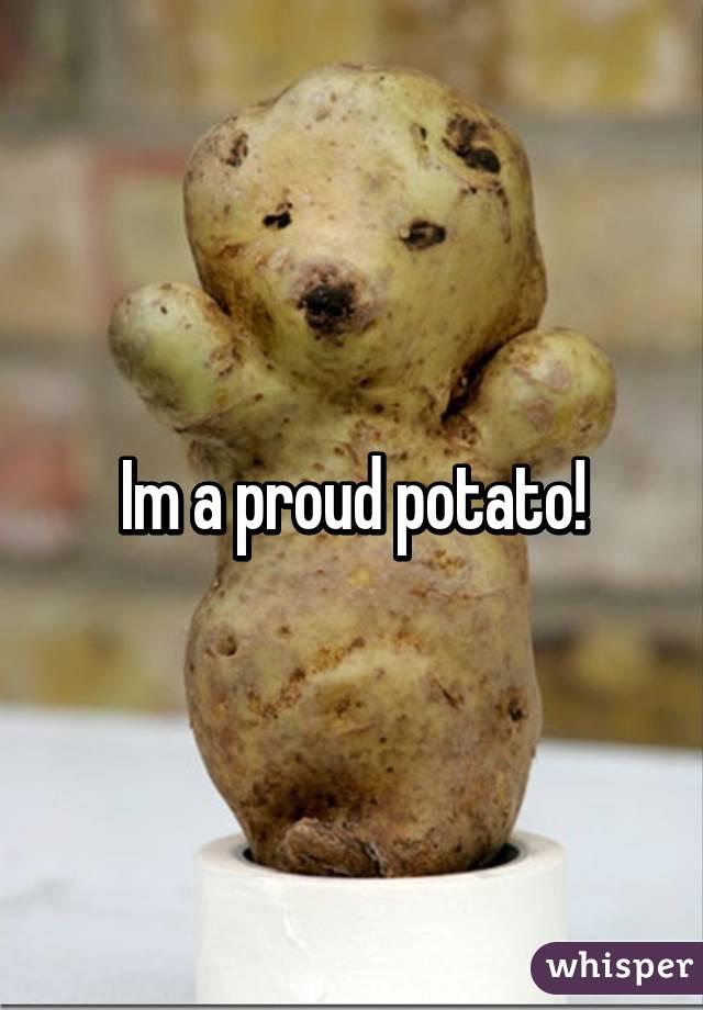 """Résultat de recherche d'images pour """"proud potatoe"""""""