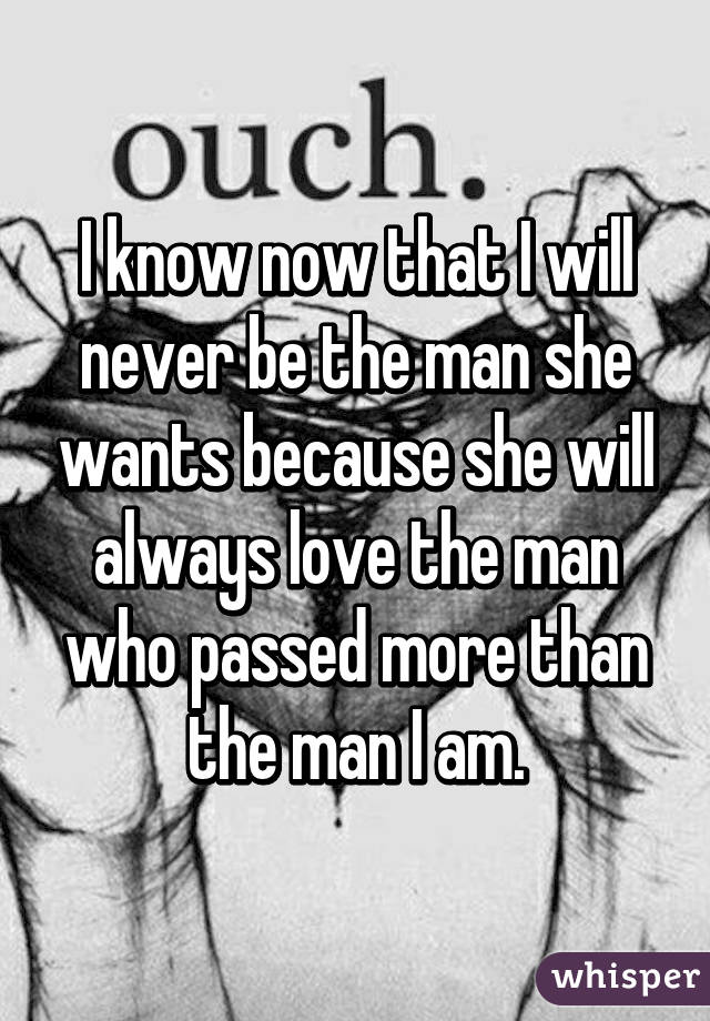 How To Be The Man She Wants