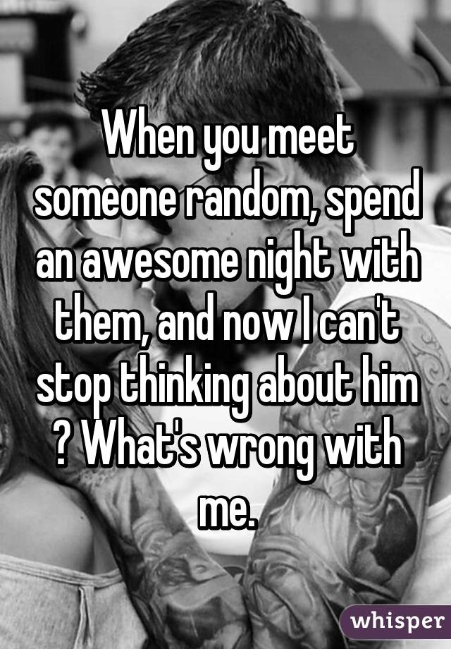 Meet someone now